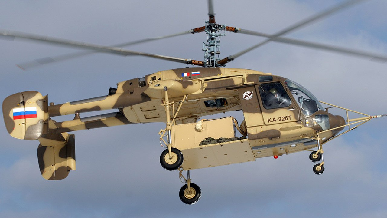 Kamov 226T choppers: Indo-Russian joint venture submits fresh techno-commercial proposal