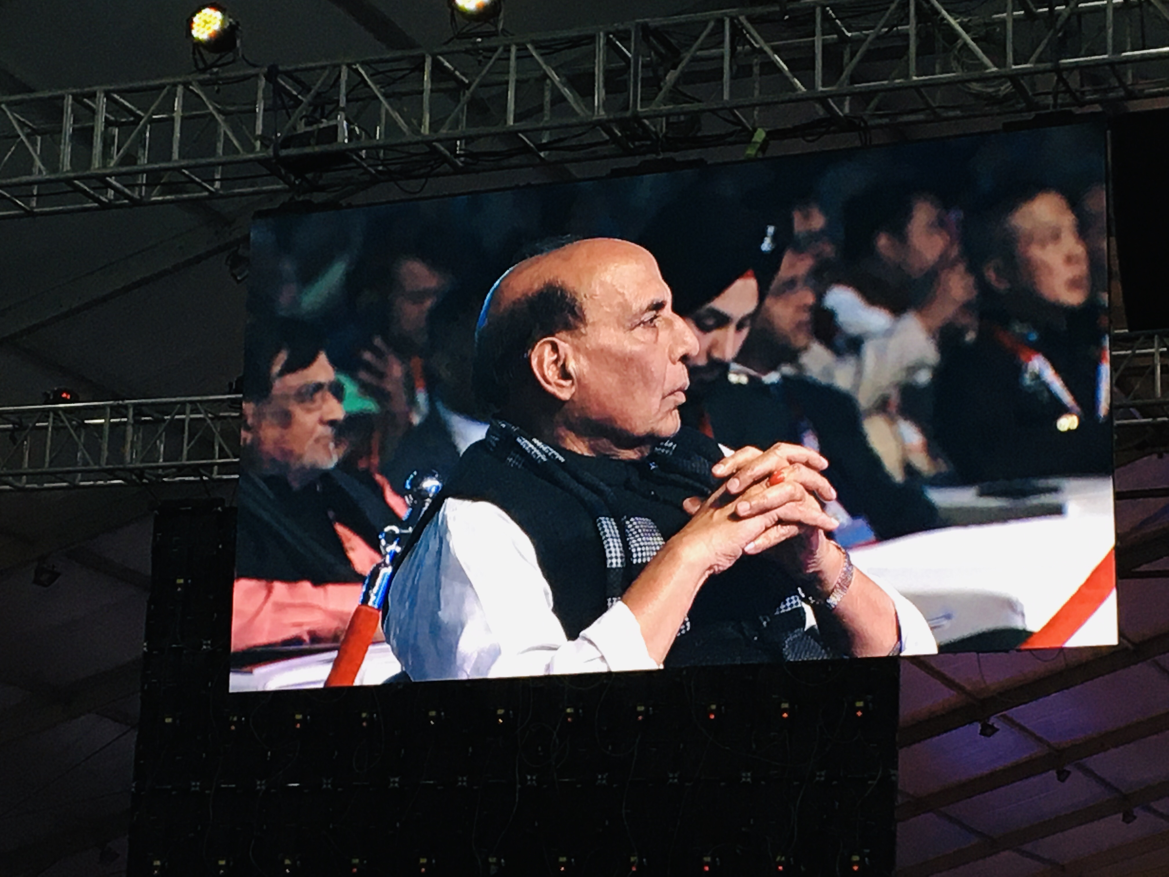 DefExpo 2020: Rajnath unveils 3P to attract foreign investment