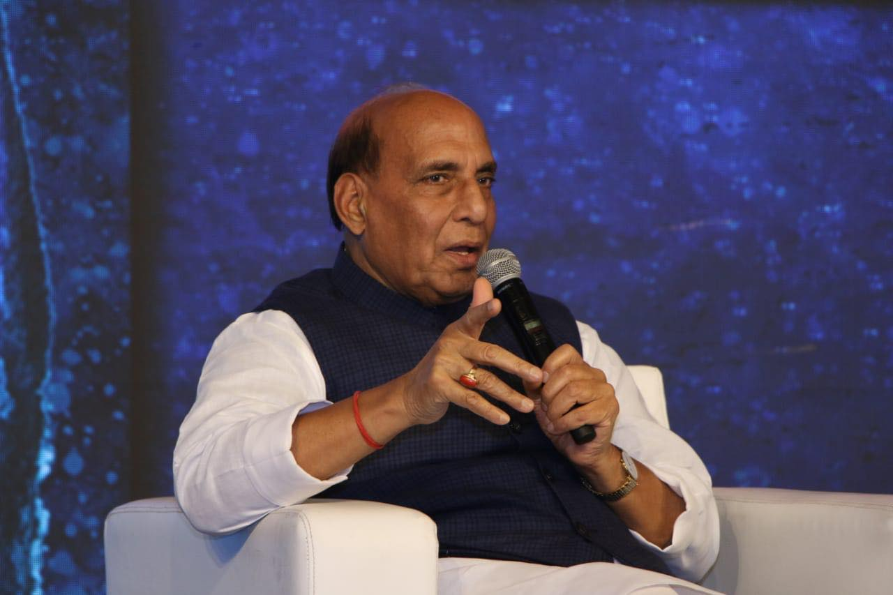 Defence Minister Rajnath Singh likely to visit Russia to attend Victory Day Parade