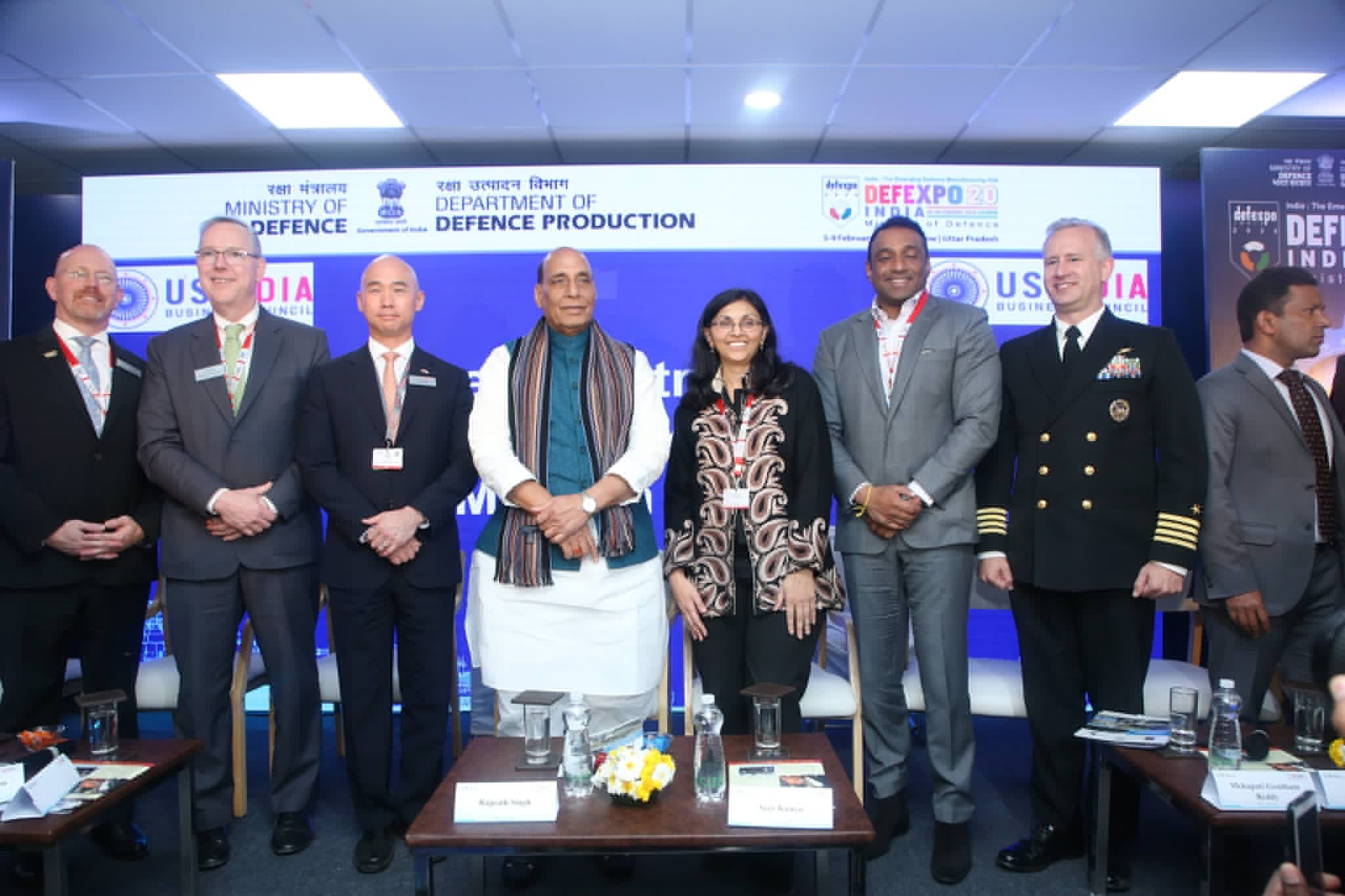 US-India defence ties transforming from traditional buyer-seller to a collaborative one: Rajnath