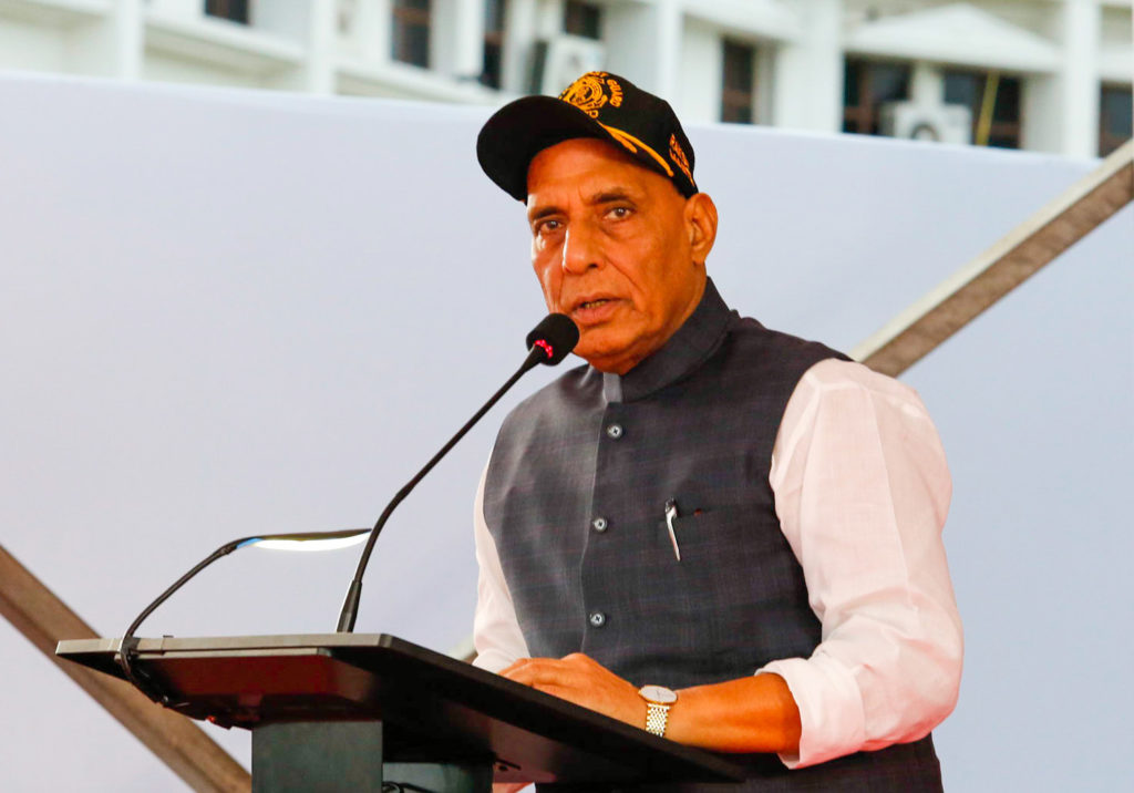 Defence Minister Rajnath Singh approves abolition of more than 9,300 posts in MES
