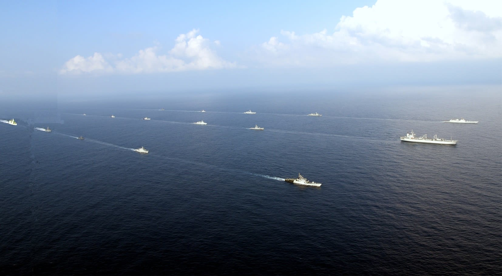 Coronavirus: Multilateral naval exercise MILAN postponed