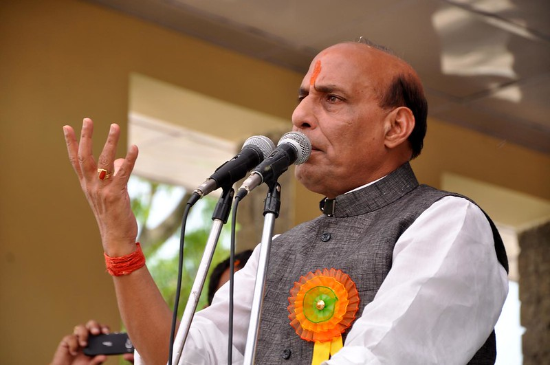 Rajnath Singh reviews efforts of Cantonment Boards in fight against COVID-19