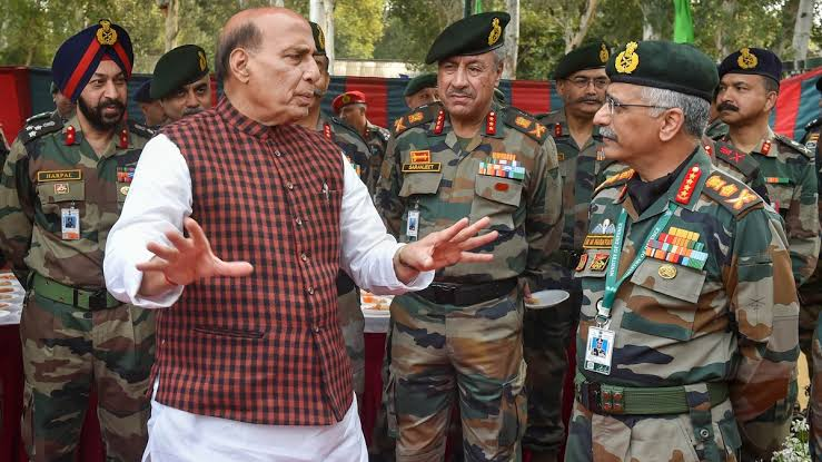 India-China border row: Rajnath Singh, Army chief likely to visit Ladakh on Friday