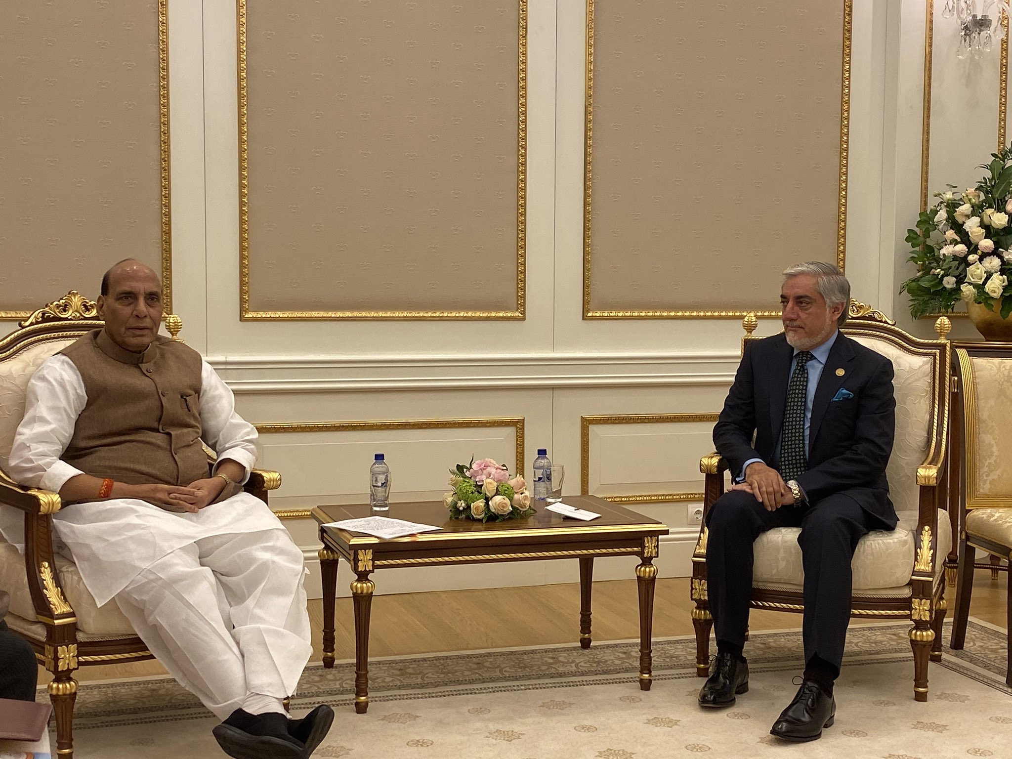 India, Afghanistan discuss ways to deepen strategic ties