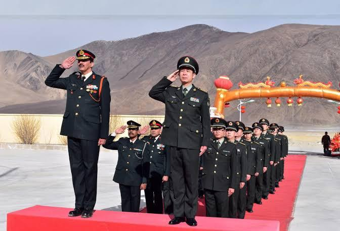 Crucial military talks between India and China to end LAC impasse