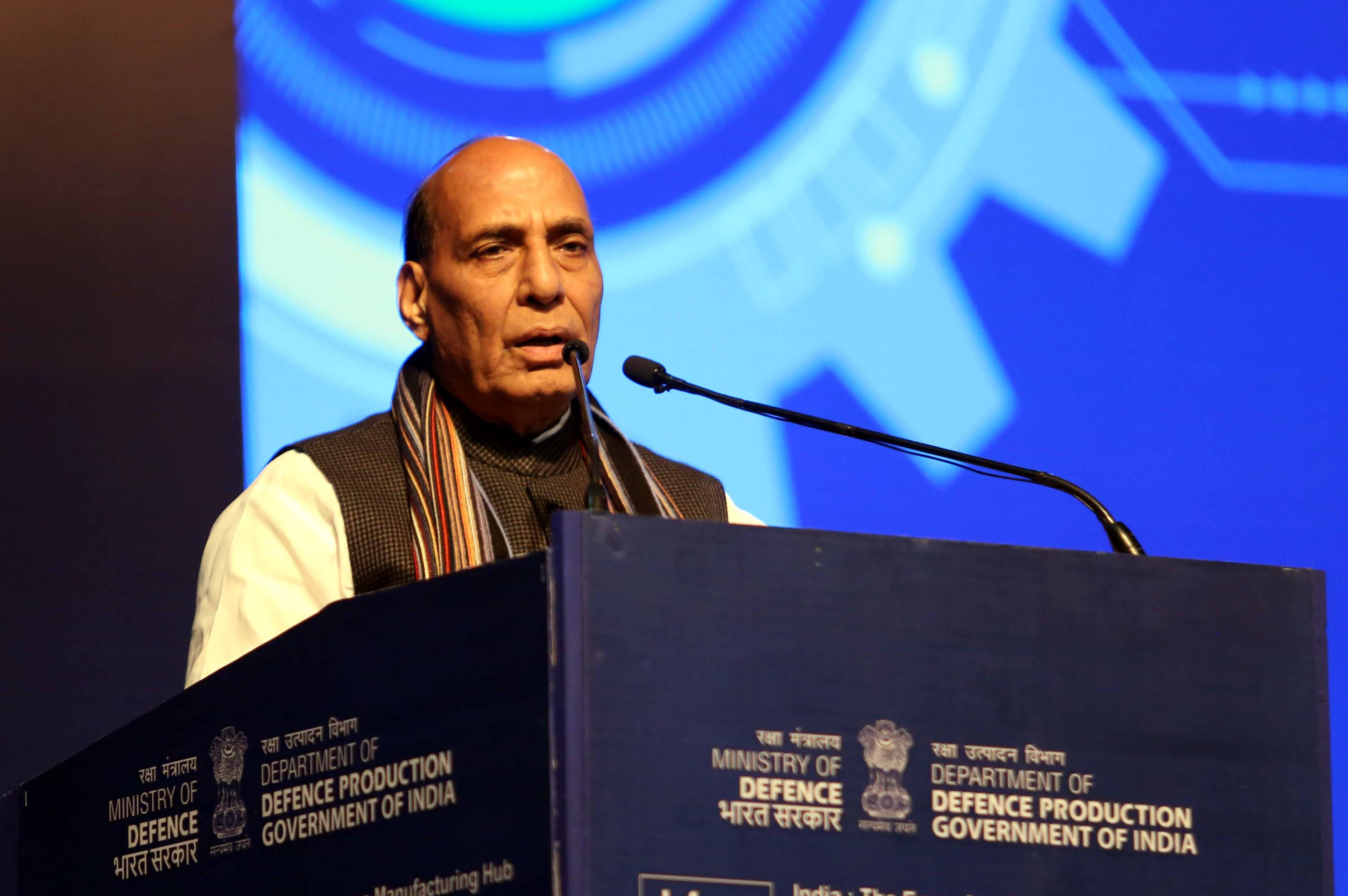 Loss of soldiers in Galwan valley is deeply painful: Rajnath Singh