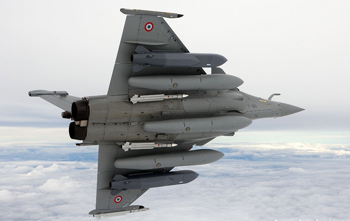 First batch of 4 Rafale fighter jets to arrive by July-end