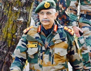 Indian Army chief Gen Naravane reaches Ladakh to review operational preparedness