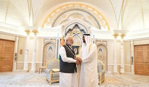 PM Modi, Abu Dhabi's Crown Prince discuss COVID-19