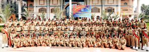 NCC conducts combined annual training camp at Agartala