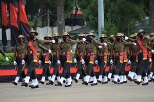 Assam Regiment inducts 69 young soldiers in Shillong