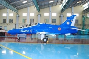 HAL-built Hawk-i successfully test fires anti-airfield weapon