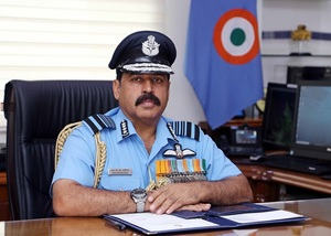 IAF Chief ACM Bhadauria visits frontline airbases in Eastern Command; reviews operational readiness