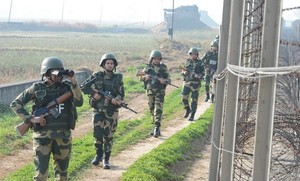 BSF shoots down five intruders along India-Pak border in Punjab