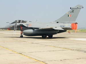Rafale: Indian Air Force inducts 5 combat jets at Ambala airbase