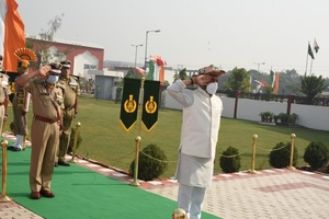 MoS Reddy commends ITBP for rendering selfless service to nation