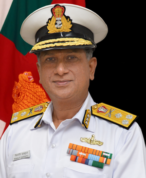 Vice Admiral Biswajit Dasgupta takes charge of Eastern Naval Command