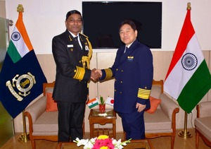 Coast Guards of India and Japan agree for mutual cooperation