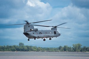 Boeing completes Apache and Chinook helicopter deliveries to Indian Air Force