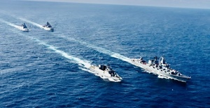 PASSEX exercise: Navies of India and Russia undertakes drill
