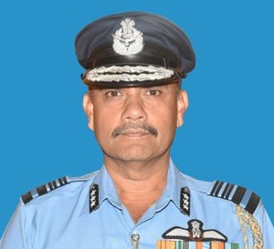 Air Marshal RJ Duckworth assumes charge as Air Officer Personnel