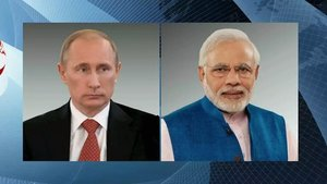 COVID-19: PM Modi discuss global situation with Russian President Putin