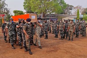 Leadership of security forces is failing nation to control Maoists
