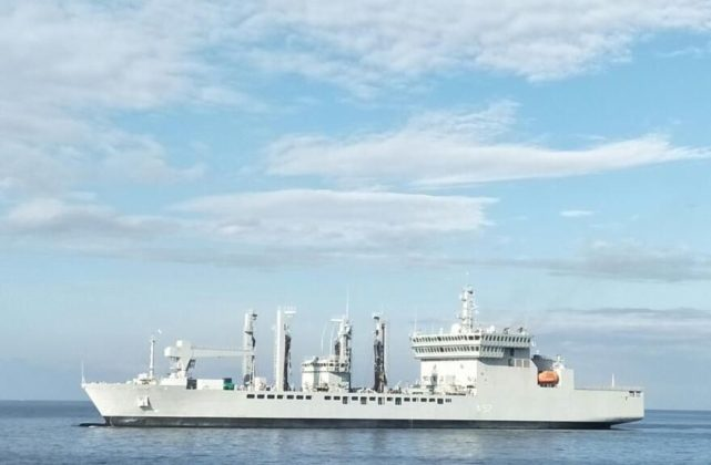 Indian Navy's 2 ships reach Indonesia for strong maritime cooperation