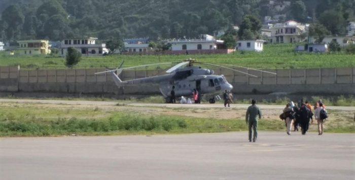 IAF to airlift Kailash Mansarovar pilgrims to Gunji