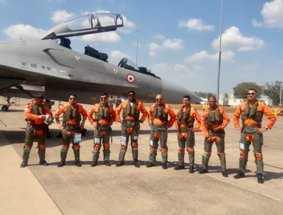 Pitch Black exercise: IAF contingent lands at RAAF base in Darwin