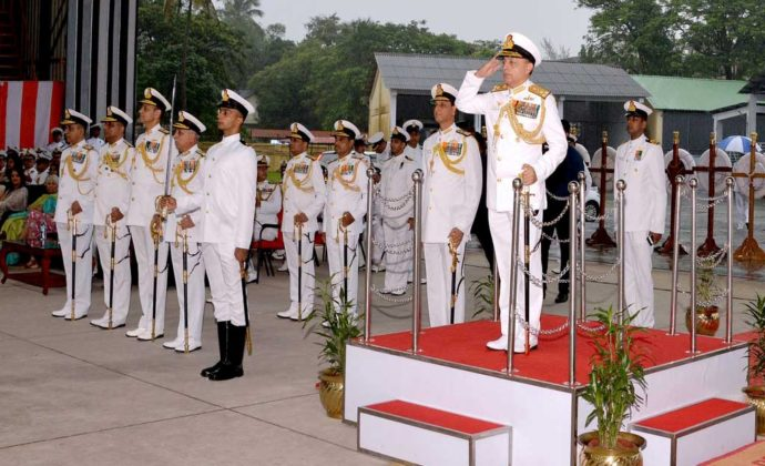 Vice Admiral Chawla assumes charge as Southern Naval Command chief
