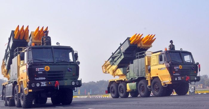 Manufacturing of Pinaka rockets not fully stabilized even after 10 years of production: CAG
