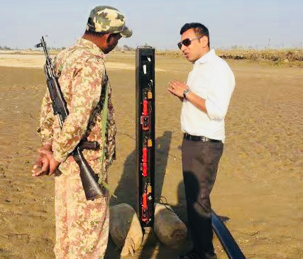Kavach Z will help in preventing infiltration bid along borders