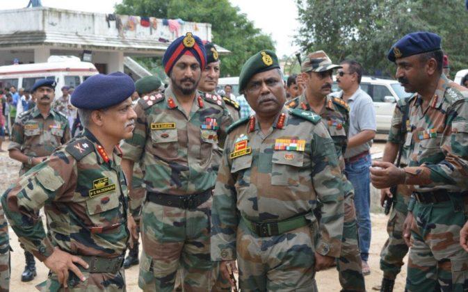 Lt Gen Rajeshwar to head tri-services CISC