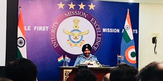 IAF has plan to counter Chinese threat: ACM Dhanoa