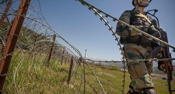 Pakistani snipers posing threat at LoC