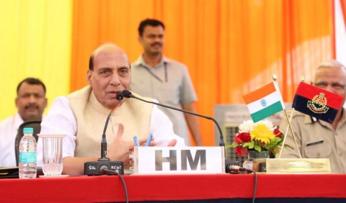 Rajnath to chair security review meeting at Srinagar on Oct 23