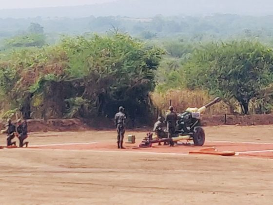 After 30 years Army gets Howitzers, Vajra guns