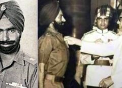 MVC awardee Brig Kuldip Singh Chandpuri passes away