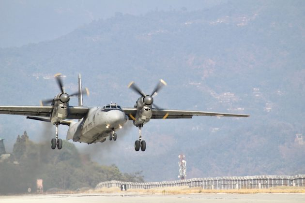 In a first, IAF lands AN-32 plane at Pakyong airfield in Sikkim