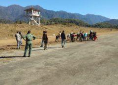 IAF: Civilians volunteer to make Vijaynagar ALG operational