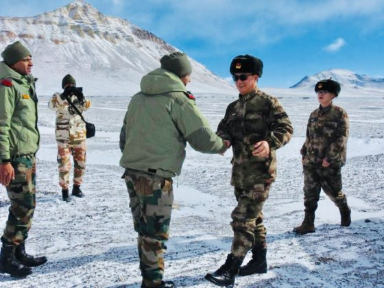 Republic Day: BPM conducted between India and China in Ladhak