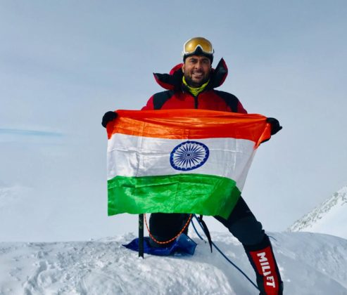 Col Jamwal becomes first Indian Army officer to scale Seven Summits