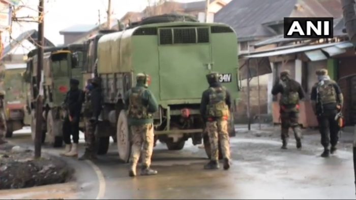 Pulwama encounter: 4 Army personnel martyred, 2 militants killed