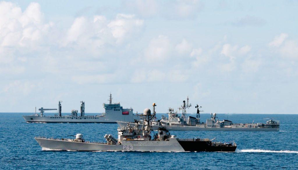 Naval alliance needs more teeth