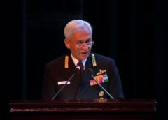 Navy Chief to visit Thailand from April 17 to enhance maritime relations