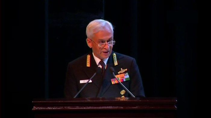 Navy chief to visit UK to consolidate existing maritime cooperation