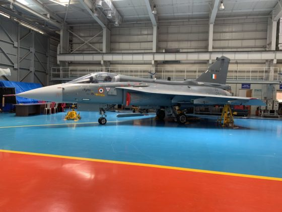 HAL Produces 16th LCA before March 31 deadline