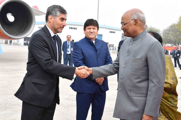 Prez urges Croatian people to experience new India in making
